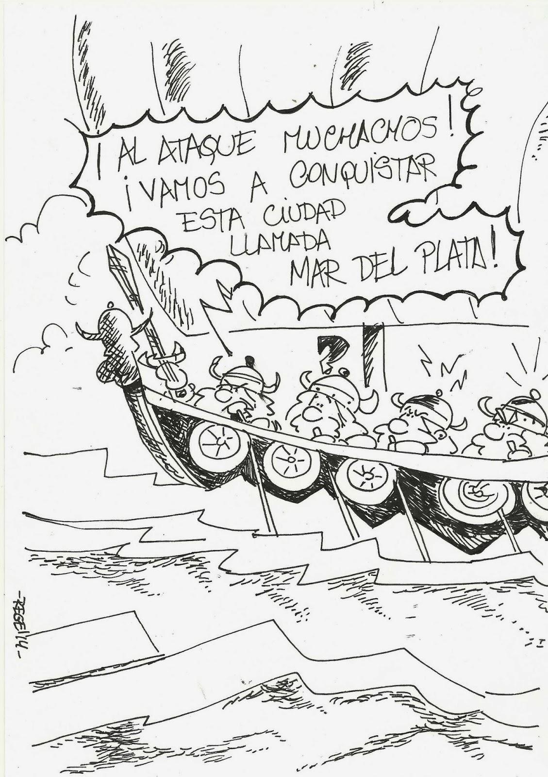 Humor en juego de tronos e histórico - Página 4 VIKINGOS