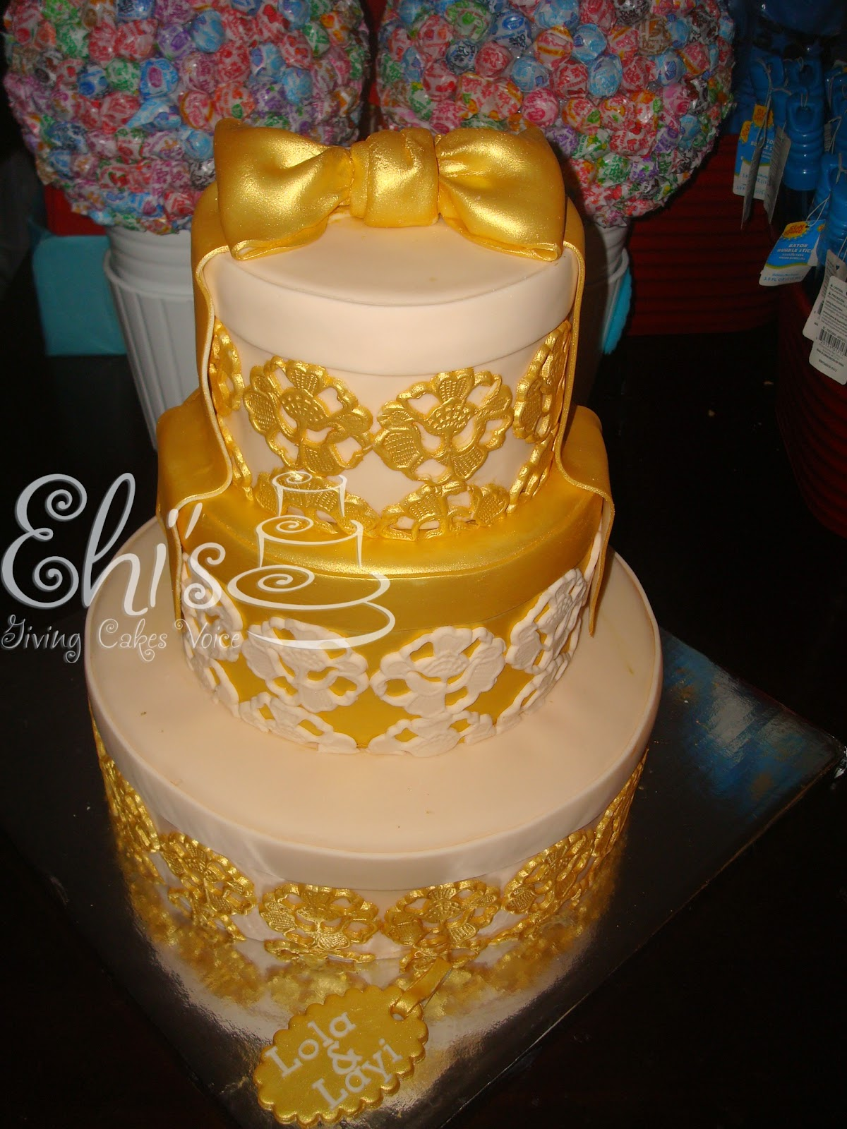 Ehi s Sweet Talks 2014 WEDDING CAKES TREND