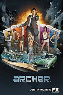 archer Archer   1ª e 2ª Temporada RMVB Legendado