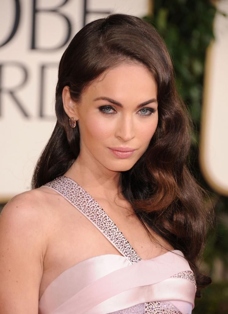 Picture Gallery Megan Fox Hairstyle New Haircut Beauty Fashion