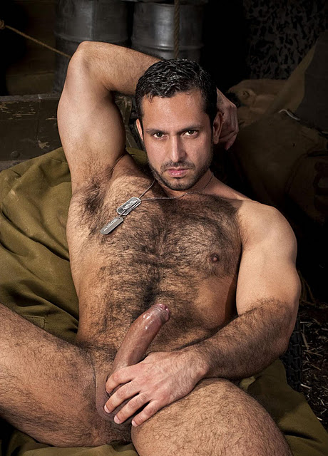 Hairy hunk hombres gratis