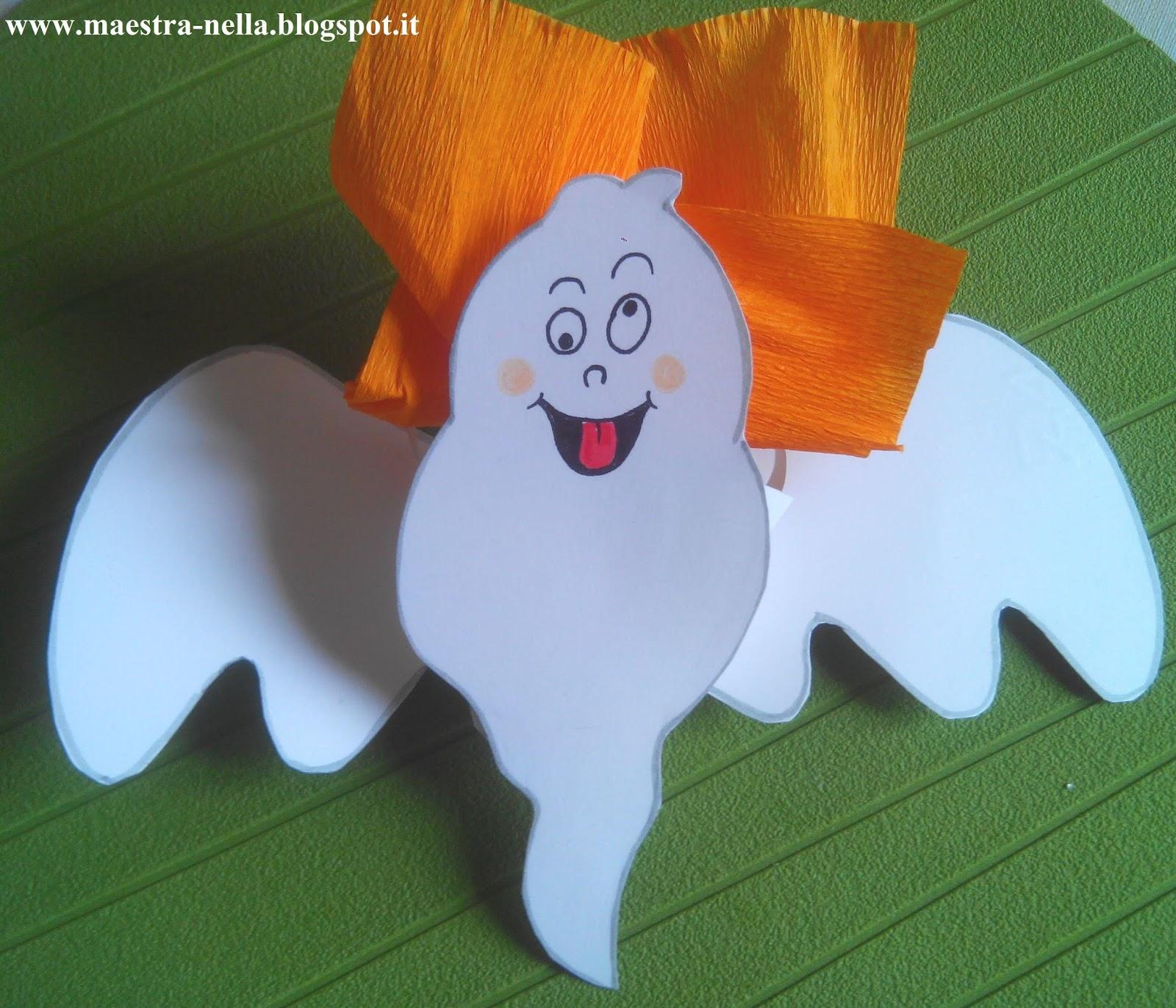 Fabuleux maestra Nella: pipistrelli e fantasmiche pauraaaa!!! MW34
