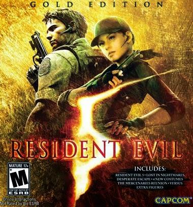 Resident Evil 5 Gold Edition PC Full Español