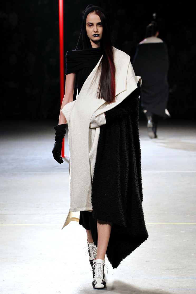 Yohji Yamamoto Fall/winter 2012 Ready To Wear Paris
