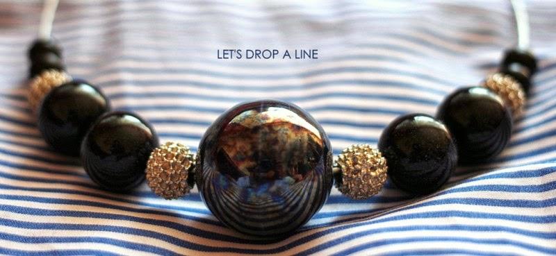 Let's drop a line