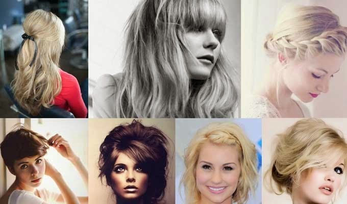 Valentines Hair styles