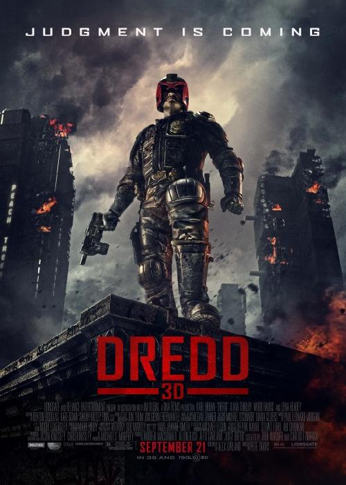        Dredd 3D 2012    DVDRIP