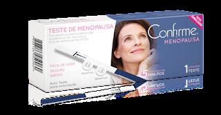 Teste de menopausa confirme®