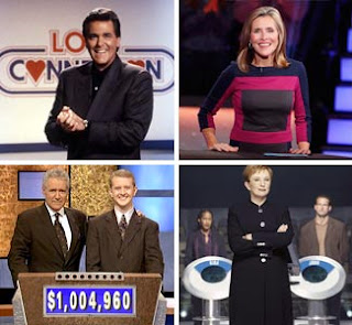 Famous game-show hosts