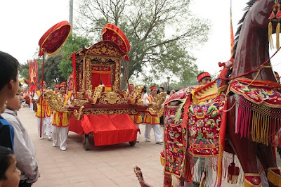 Cho thuê xe đi lễ Hội Đền Đô - Bắc Ninh 2