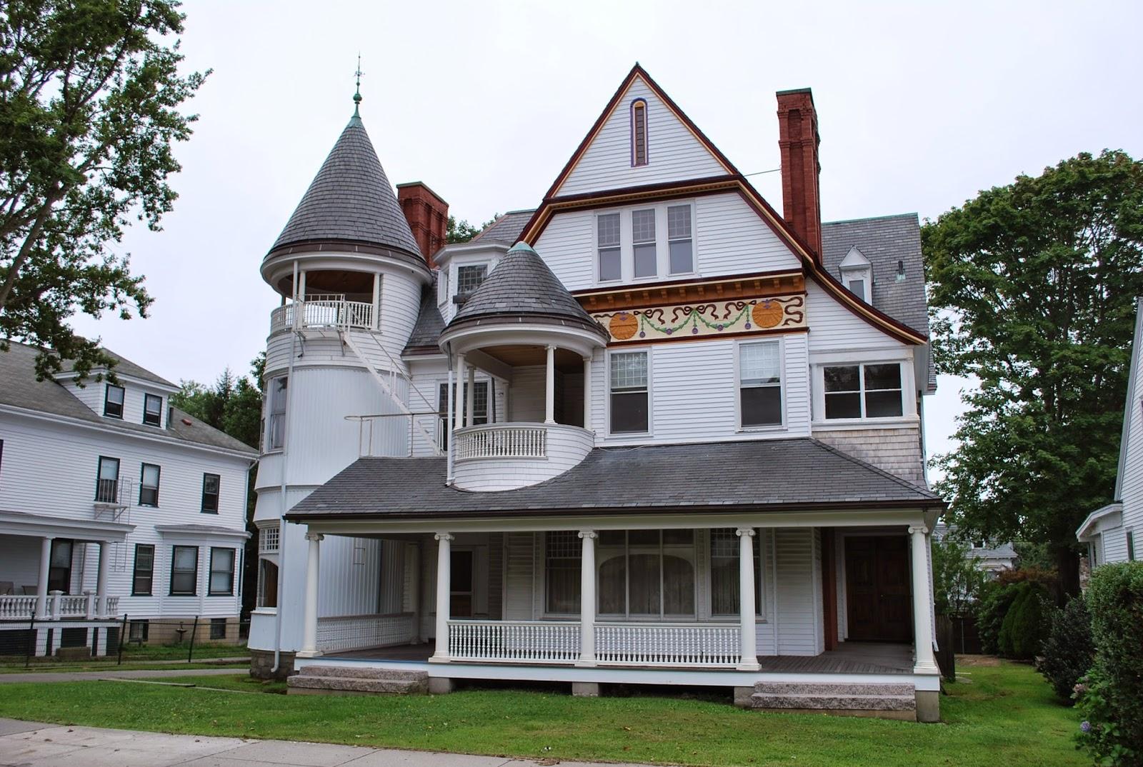 Maison Newport