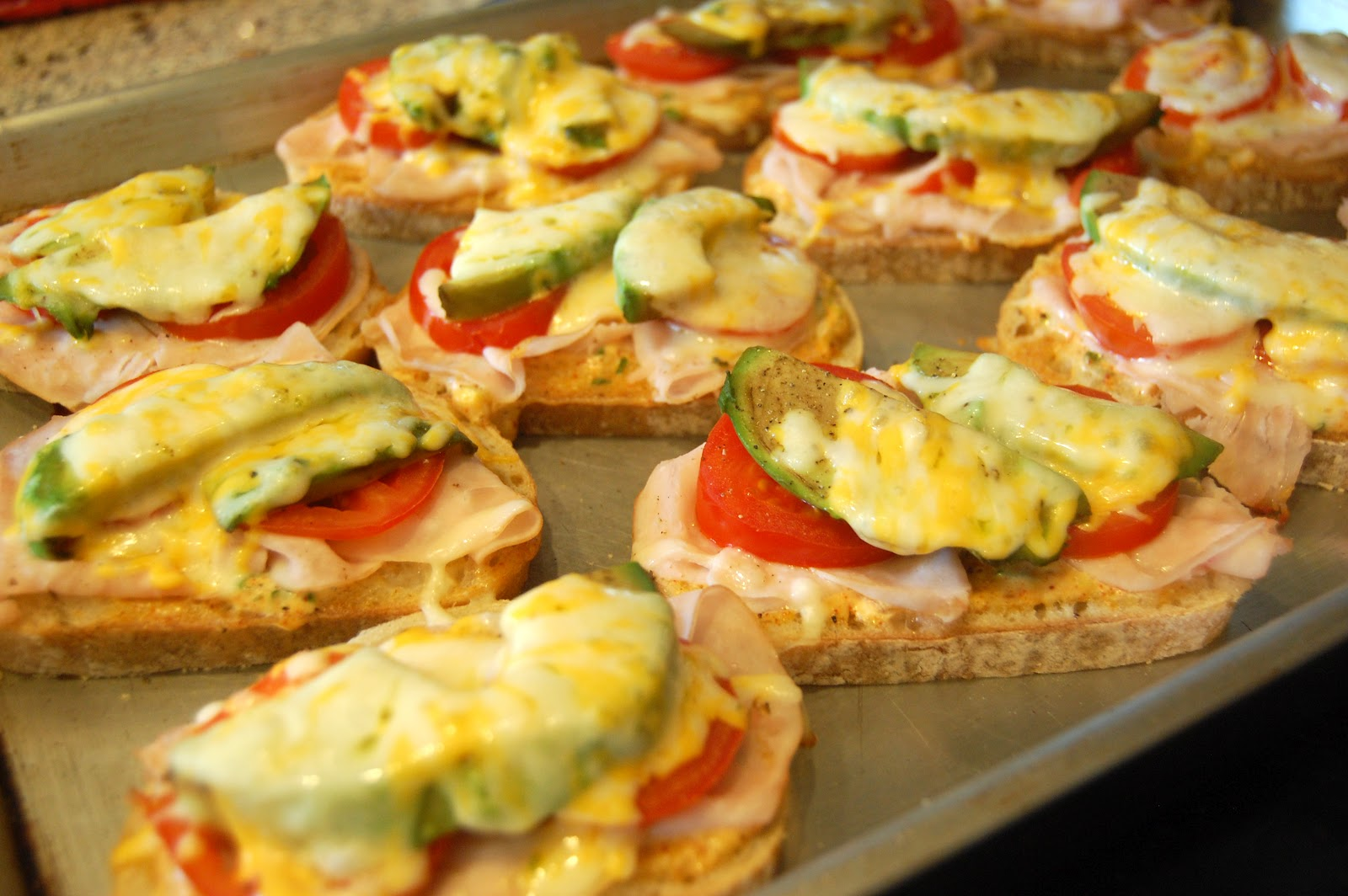 Emily Can Cook: South of the Border Open-Face Sandwiches