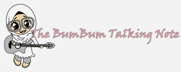The BumBum Talking Note