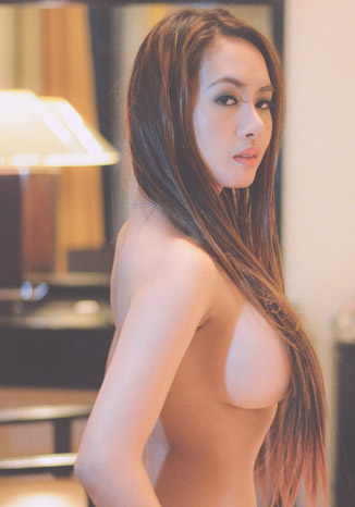 Hazel Feliciano Topless Pic