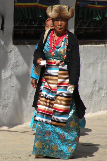 Sherpa dress name style