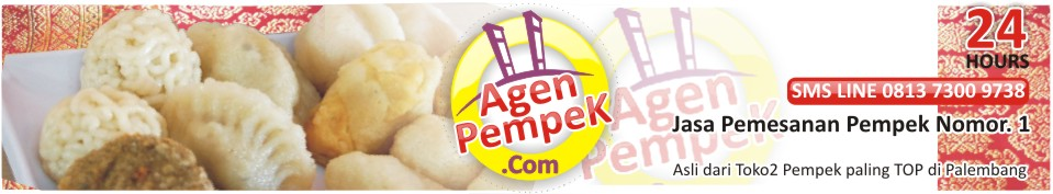 AGEN PEMPEK