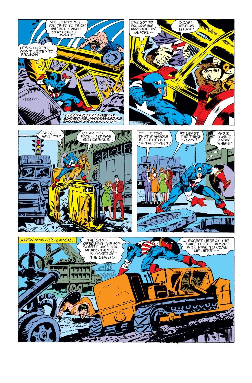 Captain America (1968) Issue #244 #159 - English 16