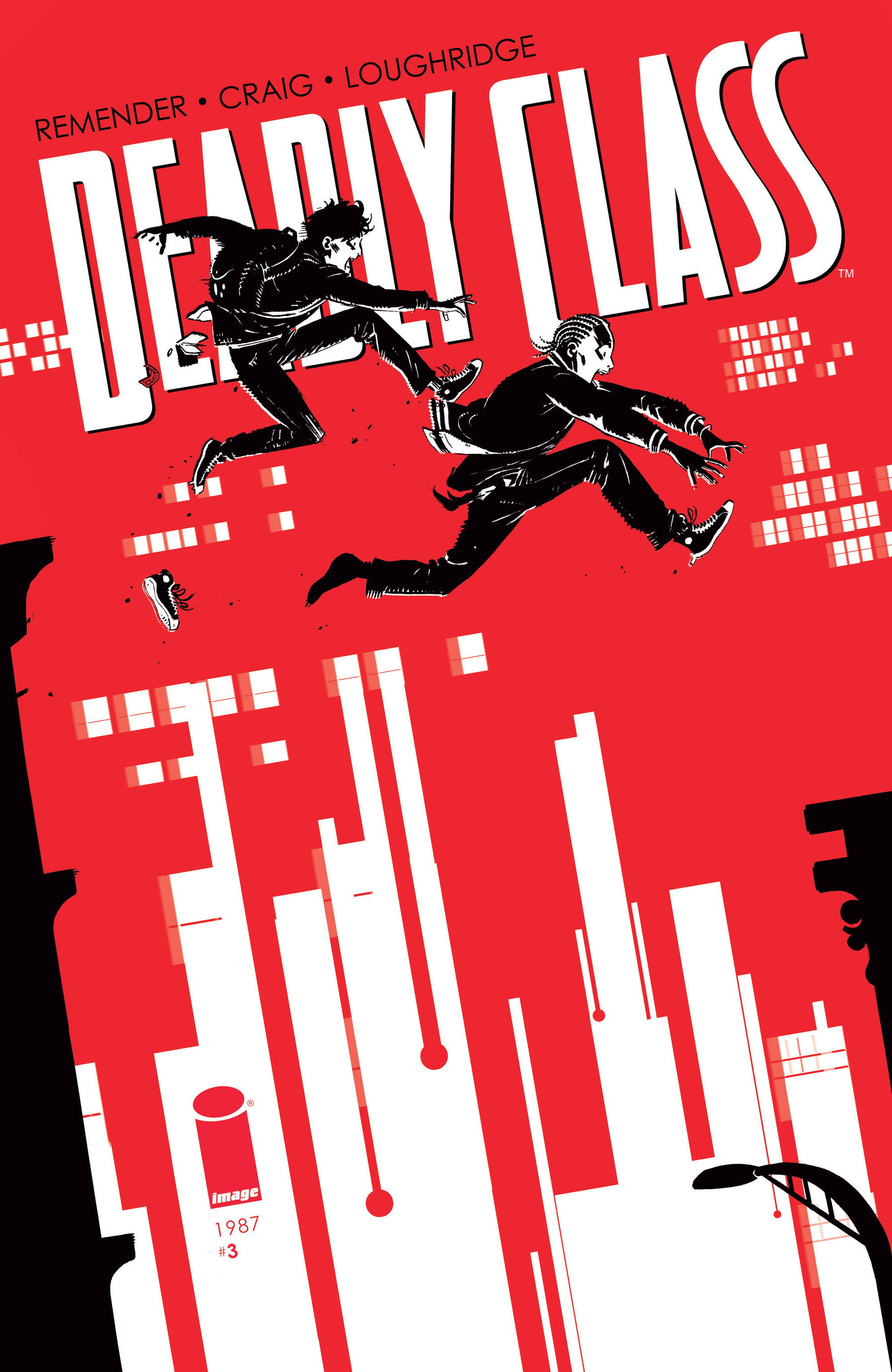 Read online Deadly Class comic -  Issue #3 - 1