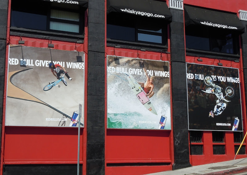 Red Bull posters