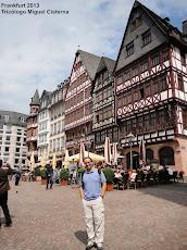 Frankfurt, Alemania 2013