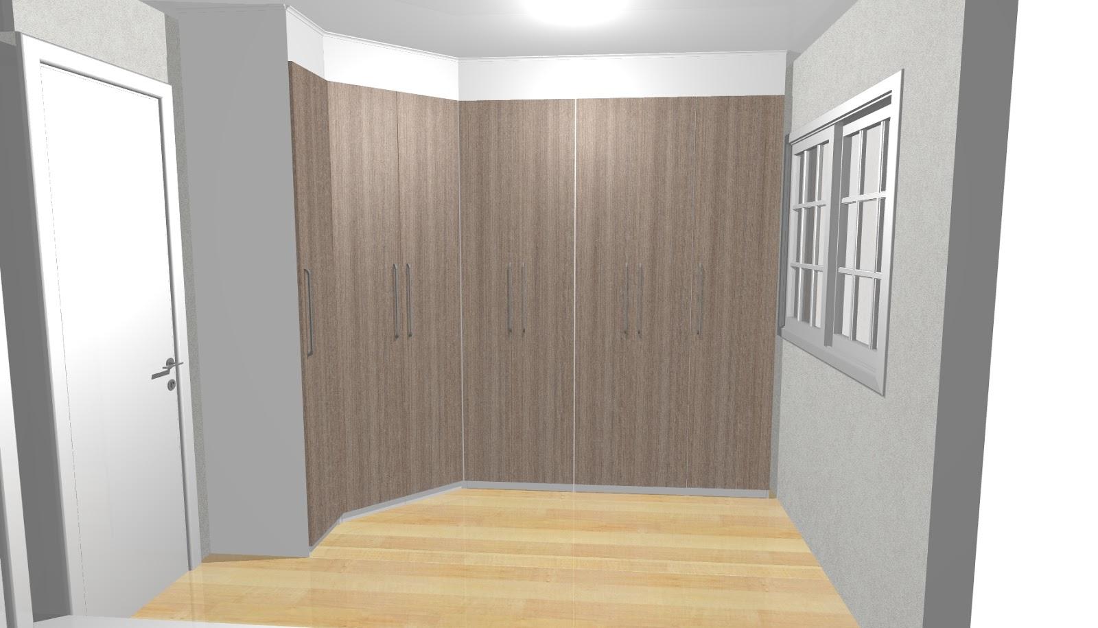 Sempre gosto de apresentar os meus projetos em planta completa para  #91713A 1600x915 Banheiro Acoplado Closet