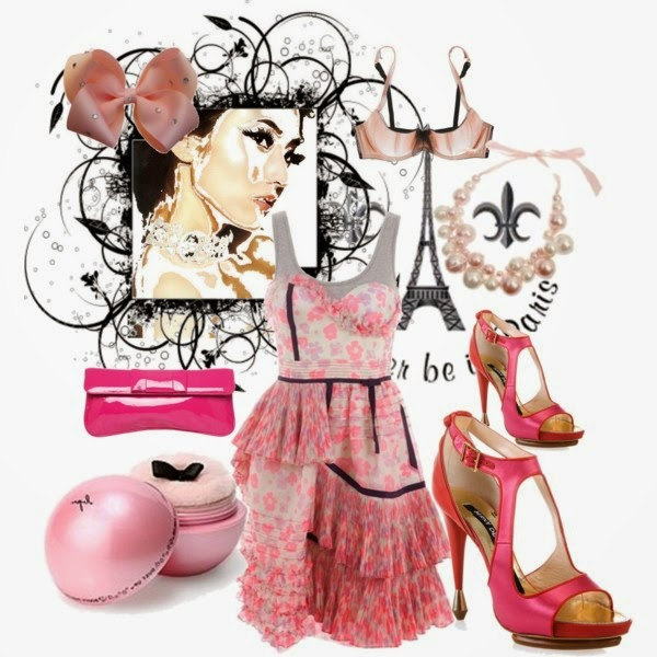 amelielamode -pink lady