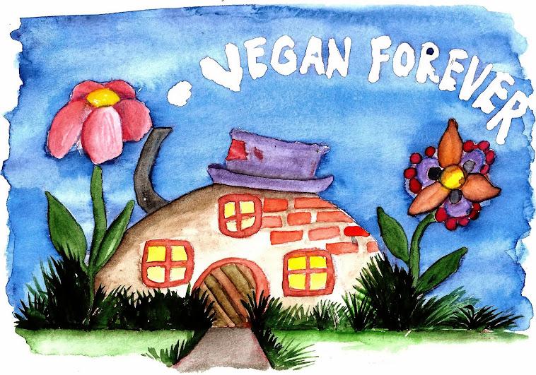 Vegan forever