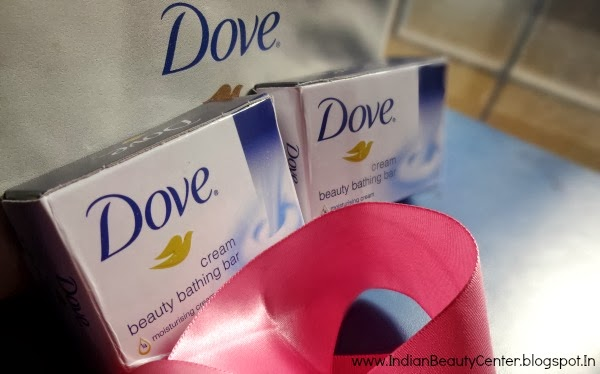 Dove Bathing Beauty Bar Review