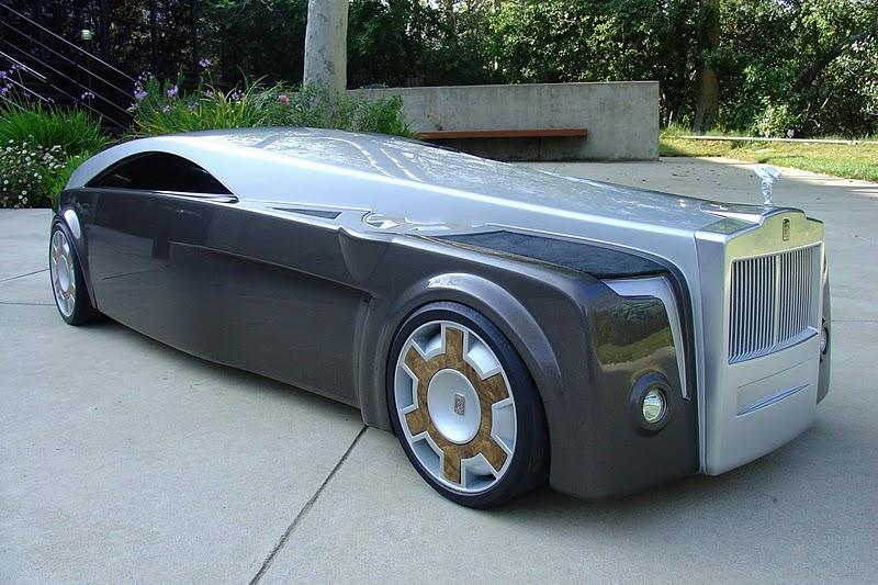 Rolls Royce The Car Club