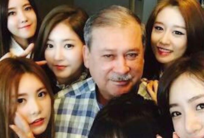 Gambar Sultan Johor Bersama T ARA Dapat Perhatian Ramai Di Media Sosial
