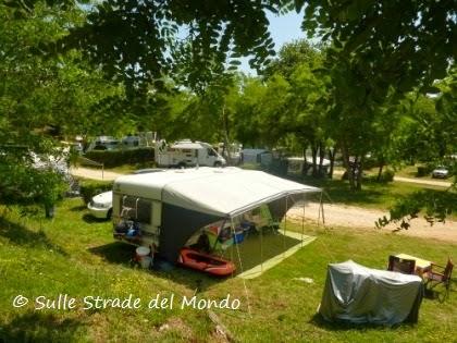 Istria campeggio