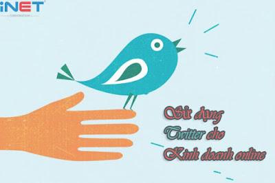 Kinh doanh trên twitter với những bí quyết hiệu quả