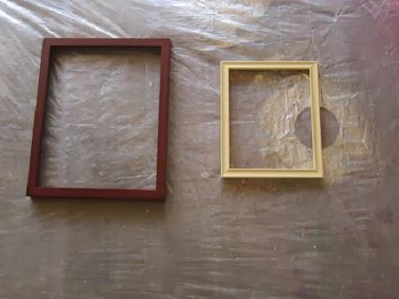 Como hacer un cuadro con llaves - Como hacer un marco para un cuadro ...