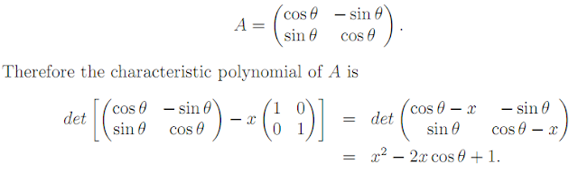 Linear Algebra: #15 Why is the Determinant Important? equation pic 6