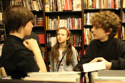 The Strypes at a Library!