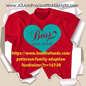 Adoption Fundraiser Shirts!