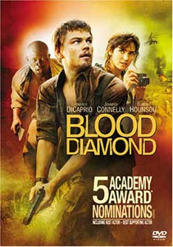 Blood Diamond 2006 Hindi Dubbed 300MB ENG BluRay 480p