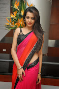 Deeksha panth sizzling saree stills-thumbnail-18