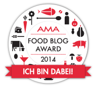 Foodblogaward 2014