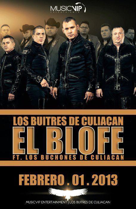 Los Buitres De Culiacan Ft Los Buchones - El Bofle (Corridos 2013)