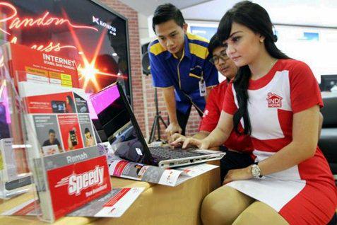 Pt. telkom sang : bupati melarang pemasangan wifi di tempat umum