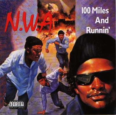 nwa american rappers - 100 miles and runnin