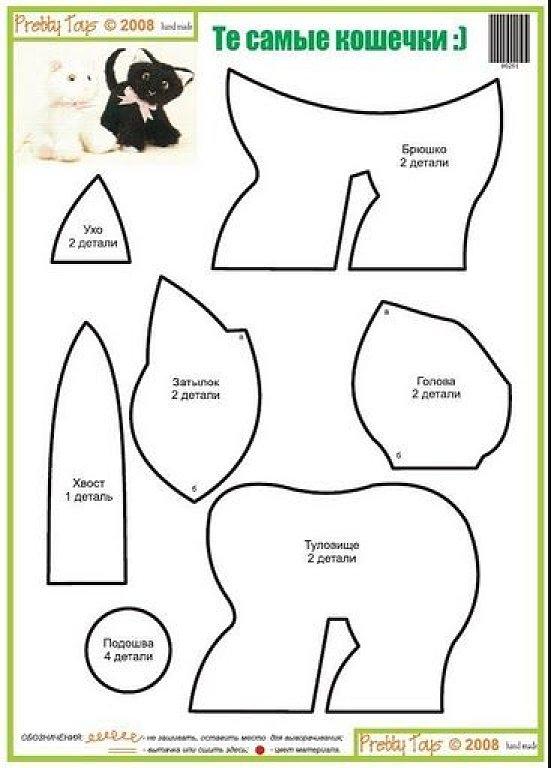 El chanchito verde manualidades : Patrones o moldes para hacer ...