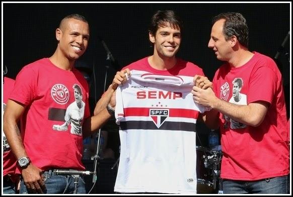 Ricardo Kaka 2014 Sao Paulo FC