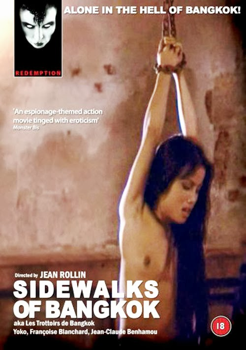 Sidewalks of Bangkok 1984