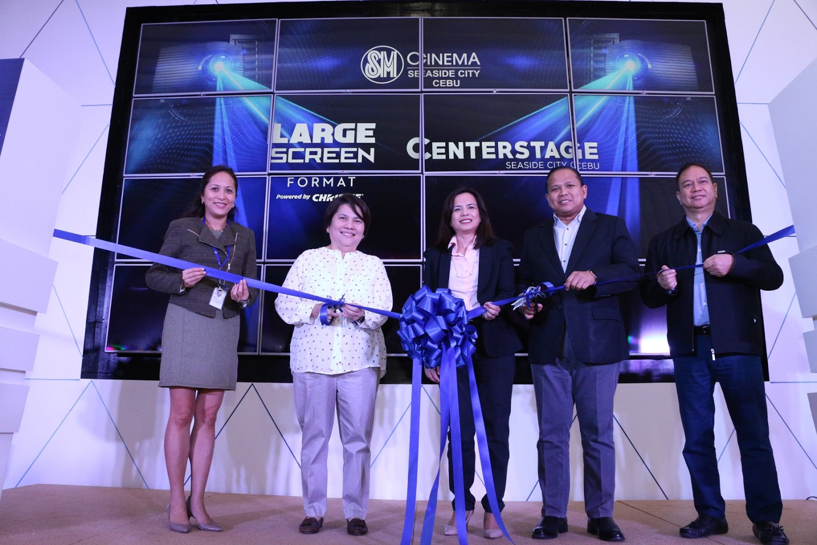First Laser Projection System in South East Asia opens at SM Cinema Seaside City Cebu
