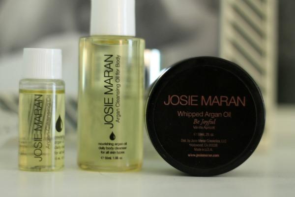 Josie Maran Argan oil review