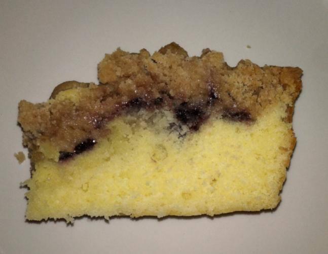 New York Crumb Cake Recipe Martha Stewart