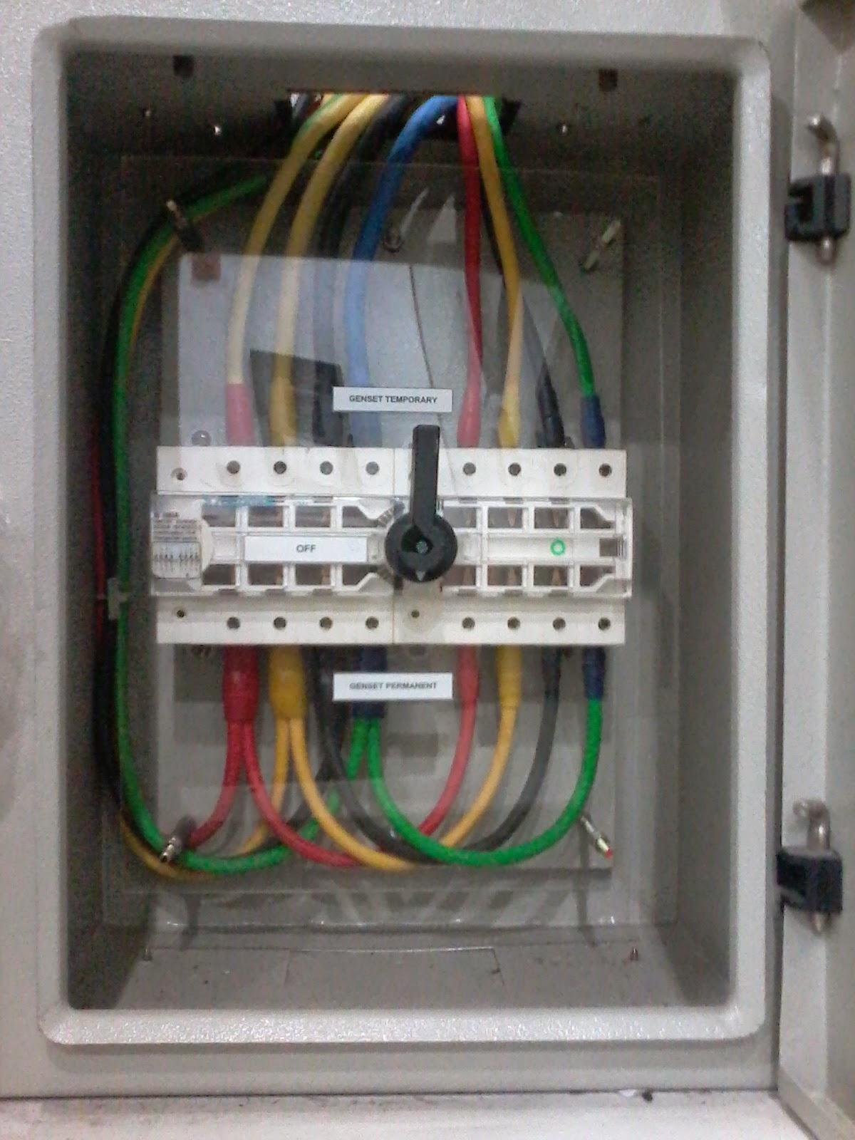 Alam surya tehnik mechanikal electrical civil minor dan design instalasi jaringan kabel listrik ups ccuart Gallery