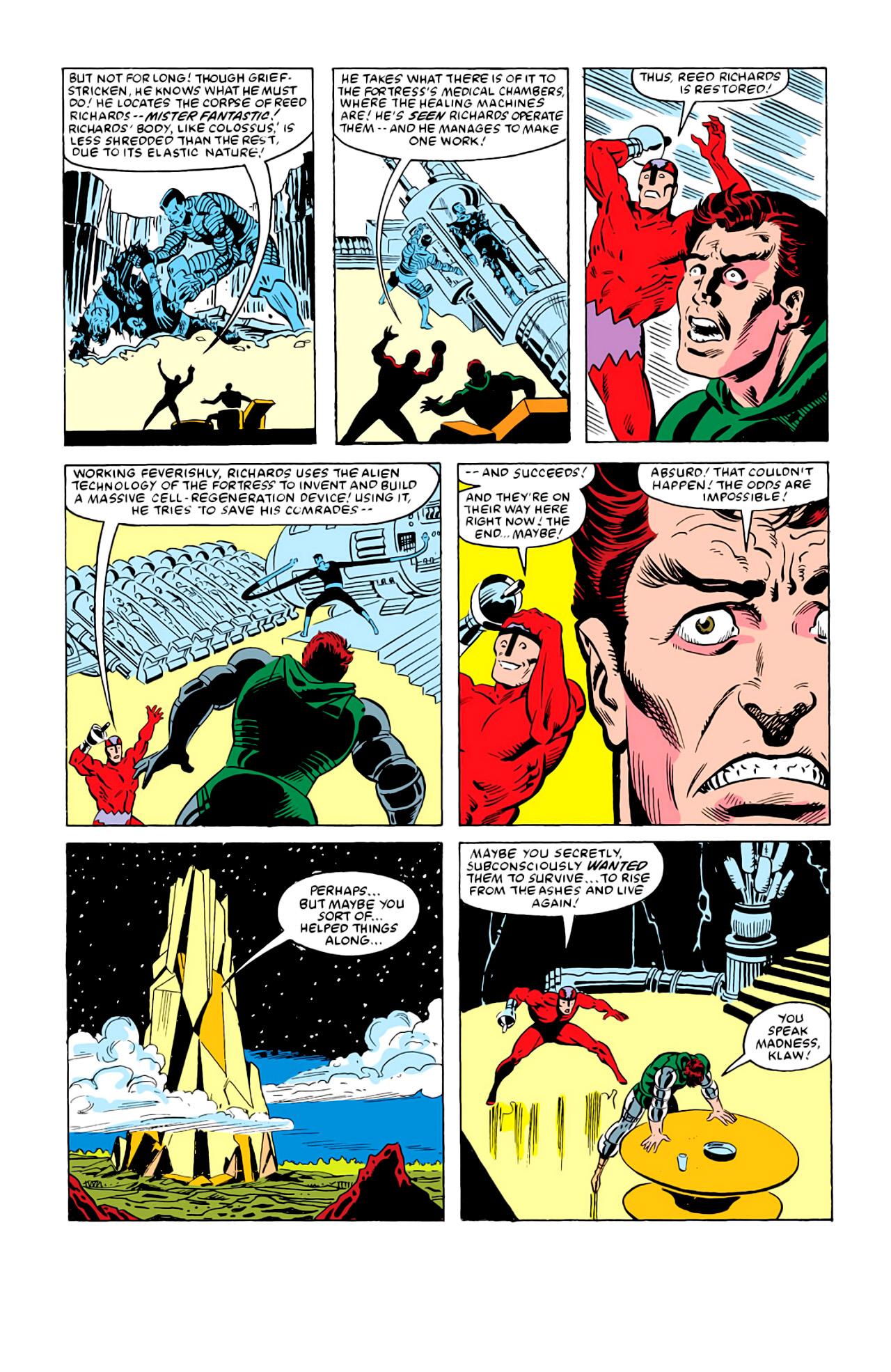 Captain America (1968) Issue #292m #220 - English 17